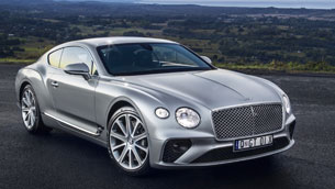 The All-New Bentley 2019 Continental GT Convertible