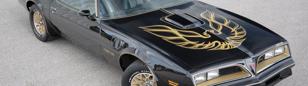 Burt Reynolds' Cars