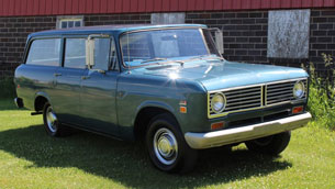 The International Harvester Travellall