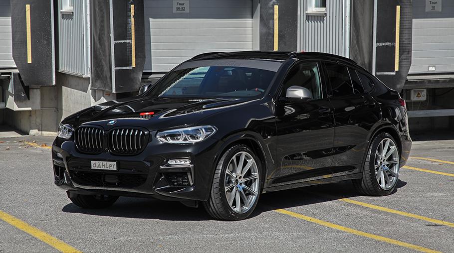 2018 Dähler BMW X4