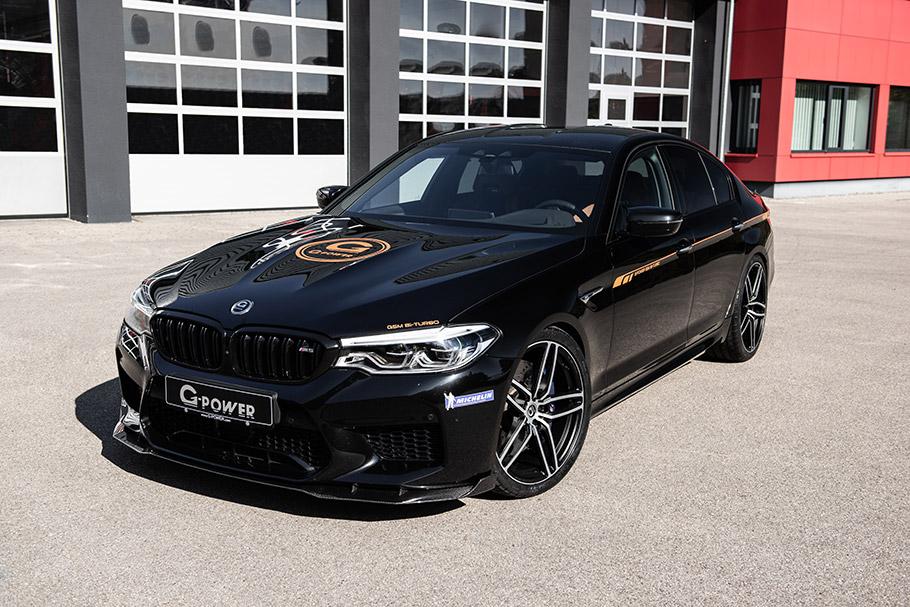 2018 G-POWER BMW M5 F90