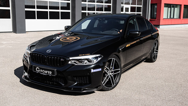 G-POWER team reveals yet another tuning project