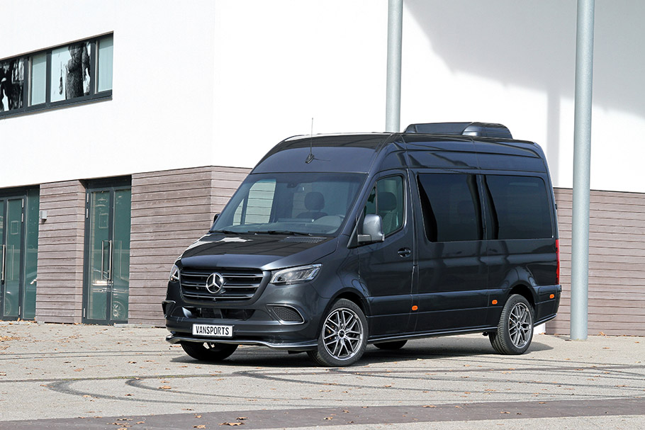 2018 Hartman Mercedes-Benz Sprinter