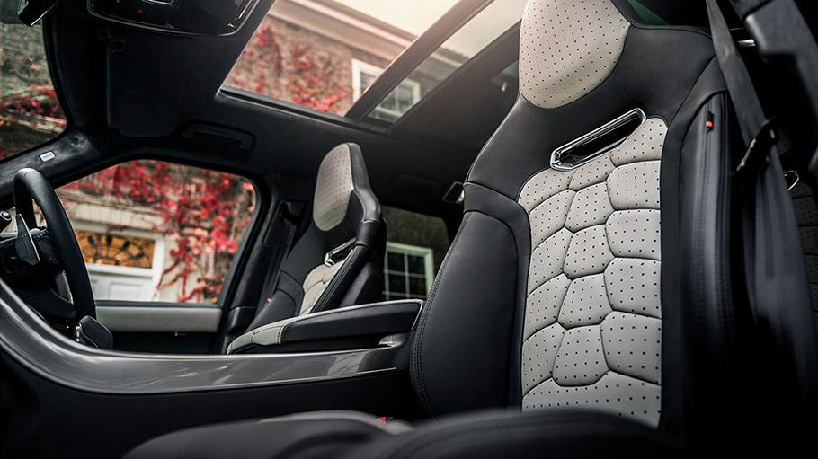 2018 Kahn Design Land Rover Range Rover Sport SVR