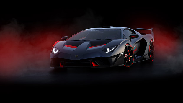 Lambo presents new SC18 Alston. Details here!