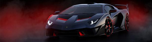 Lambo presents new SC18 Alston. Details here!
