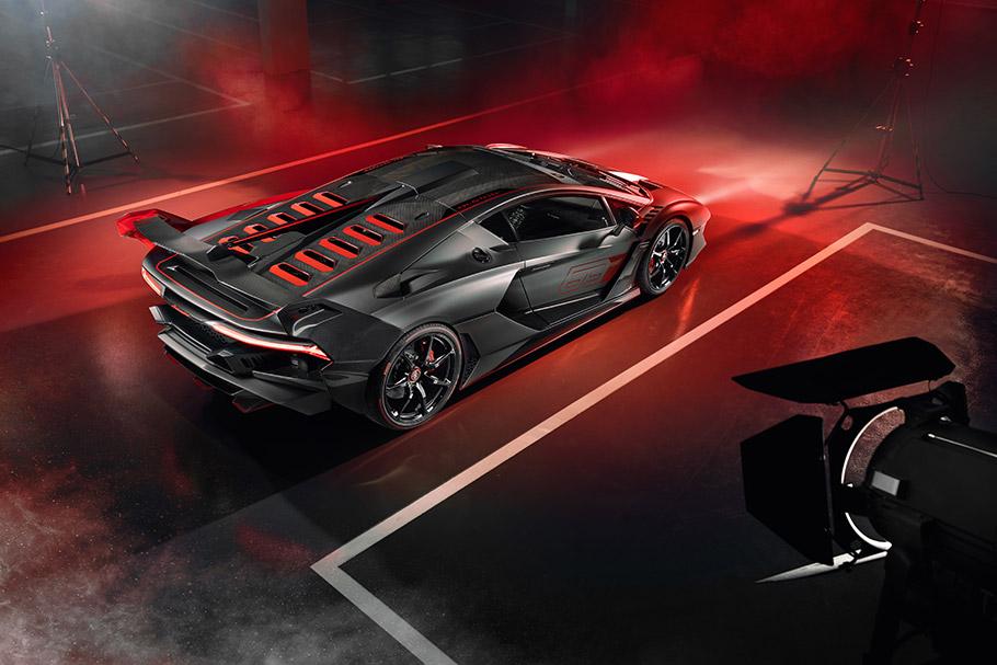 2018 Lamborghini SC18 Alston