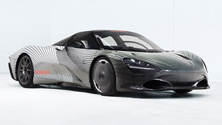 mclaren announces details about brand's first hybrid flagship. check it out!