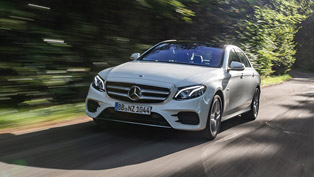 Mercedes team reveals details about new E 300 Saloon and Estate models