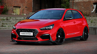 TurboZentrum team takes a closer look at a lucky Hyundai i30 N. The result is astonishing!