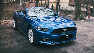 Vilner team showcase a dual styling concept with two identical Mustang machines [VIDEO]