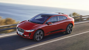 jaguar land rover announces new models at la motor show