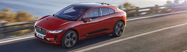 Jaguar Land Rover announces new models at LA Motor Show