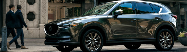Mazda incorporates new SKYACTIV engine and G-Vectoring technology in new CX-5