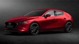 japanese elegance meets modern dedication: new mazda3 is here!