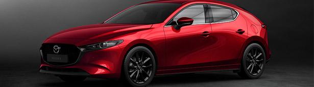 Japanese elegance meets modern dedication: new Mazda3 is here!