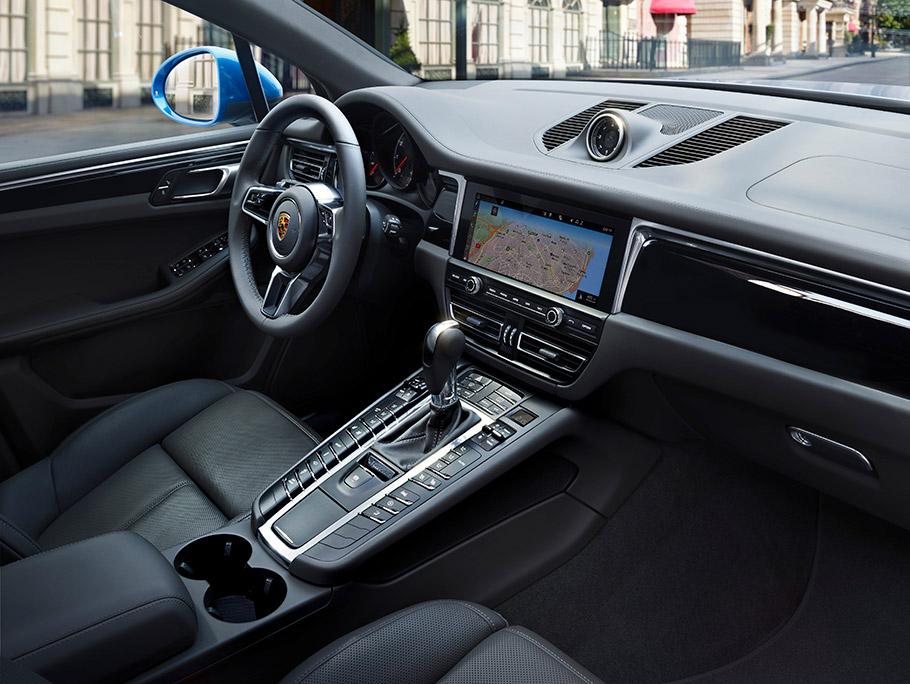 2019 Porsche Macan SUV