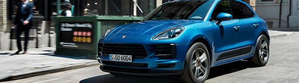 Porsche reveals details about new 2019 Macan SUV