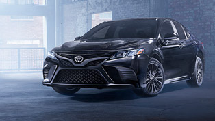 Darkness Comes! Toyota announces new Nightshade Edition Models