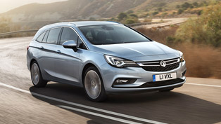 The All-New Vauxhall Astra