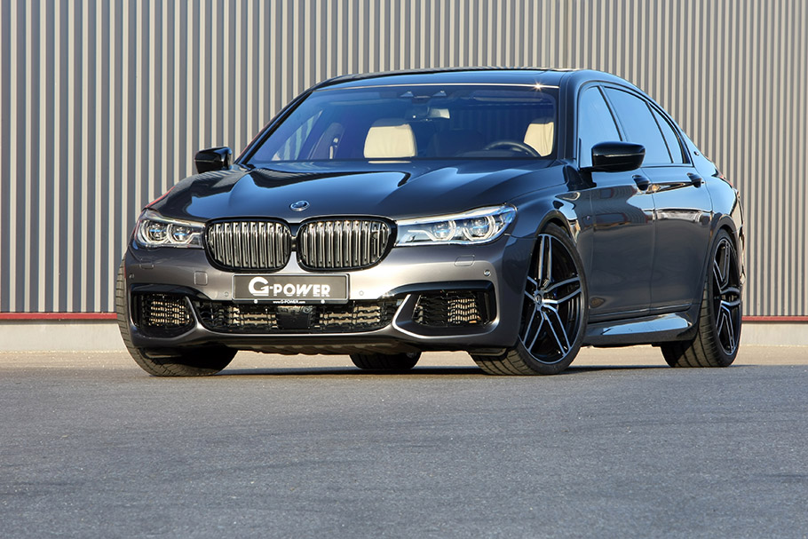 2018 BMW G-POWER M760Li G11