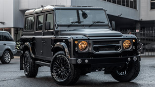 Kahn Design presents new Volcanic Rock Defender project!