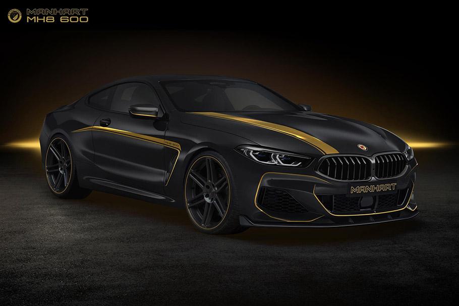 2018 MANHART BMW 850i