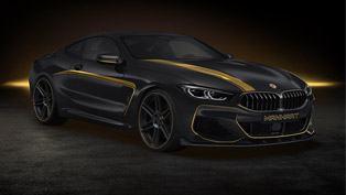manhart team presents exclusive upgrade for bmw 8 series!