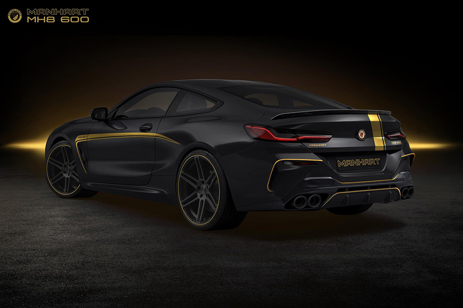 2018 MANHART BMW 850i