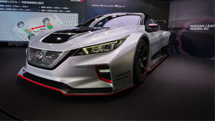 nissan reveals new leaf nismo rc sports car. details here!