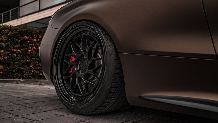 2018 Z-Performance Mercedes-AMG C 63
