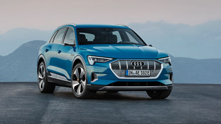 audi presents new e-tron launch edition model