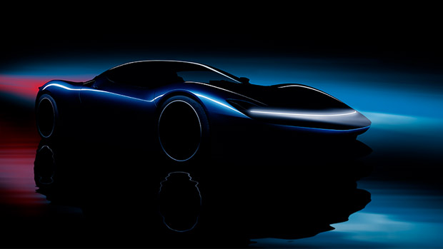 Automobili Pininfarina reveals the name of the first electric hypercar!