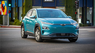 2019 hyundai kona is named as one of the finalists at a prestigious event!