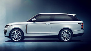 2019 Range Rover SV Coupe is one of the sexiest machines out there! Officially!