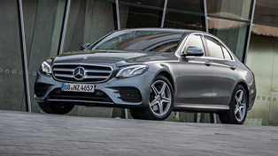 Mercedes team reveals details for the new E-Class vehicles