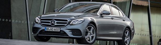 Mercedes team reveals details for the new E-Class vehicles