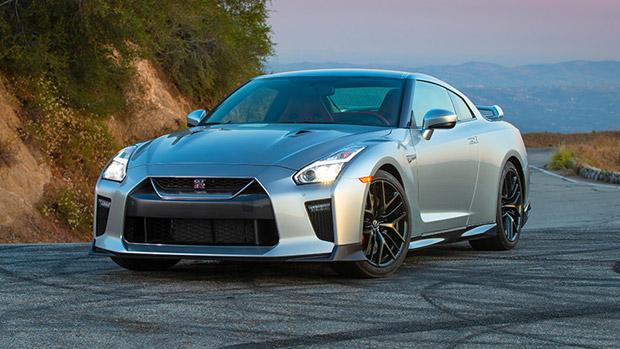Nissan reveals details about new 2019 GT-R models