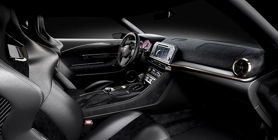 2019 Italdesign Nissan GT-R50