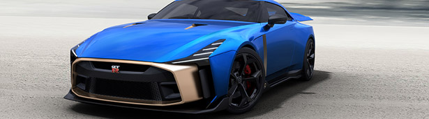 Nissan and Italdesign teams announce new exclusive GT-R model [VIDEO]