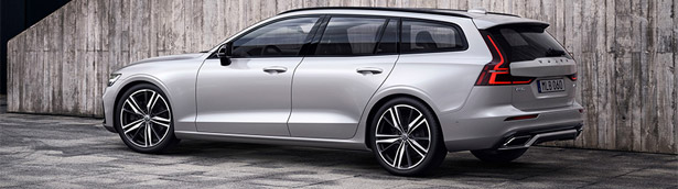 Volvo reveals details about new 2019 V60 lineup