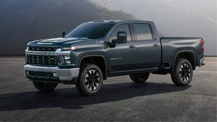 Chevy team announces details about the upcoming 2020 Silverado HD lineup