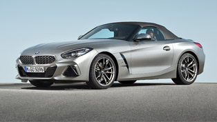 BMW proudly unveils new Z4 M40i. Here are some vehicle highlights!