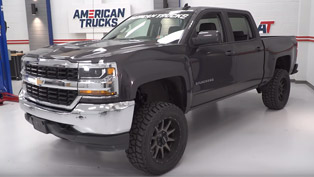 How Fast is a Tuned & Lifted Silverado?