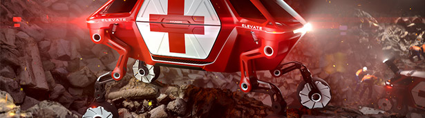 Hyundai reveals details about world's first walking Elevate Concept car