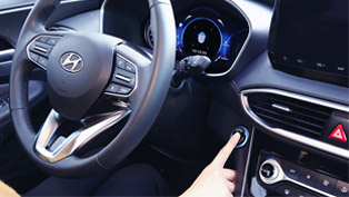 hyundai incorporates fingerprint technologies in future models!