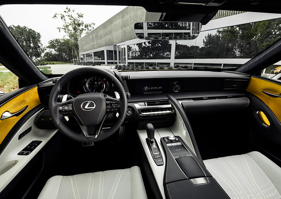 2019 Lexus LC 500 Inspiration Edition