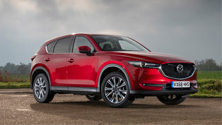 Mazda announces features of the new 2019 CX-5 Sport Nav+ trim level