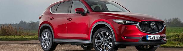 Mazda announces features of the new 2019 CX-5 Sport Nav+ trim level