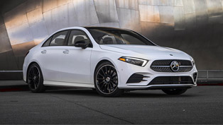 Mercedes announced details and pricing for new 2019 A-Class lineup
